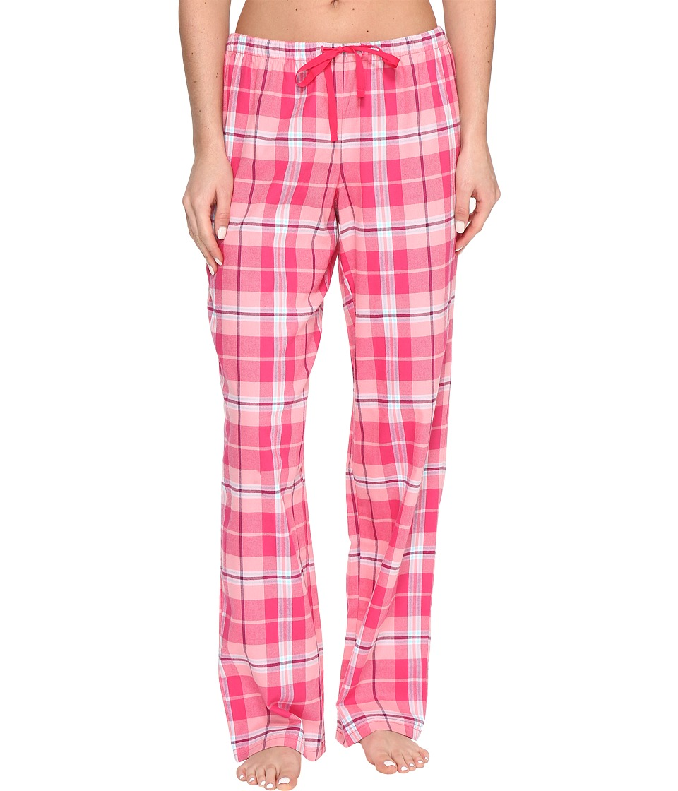 Life is good - Classic Sleep Pants (Pop Pink) Women's Pajama