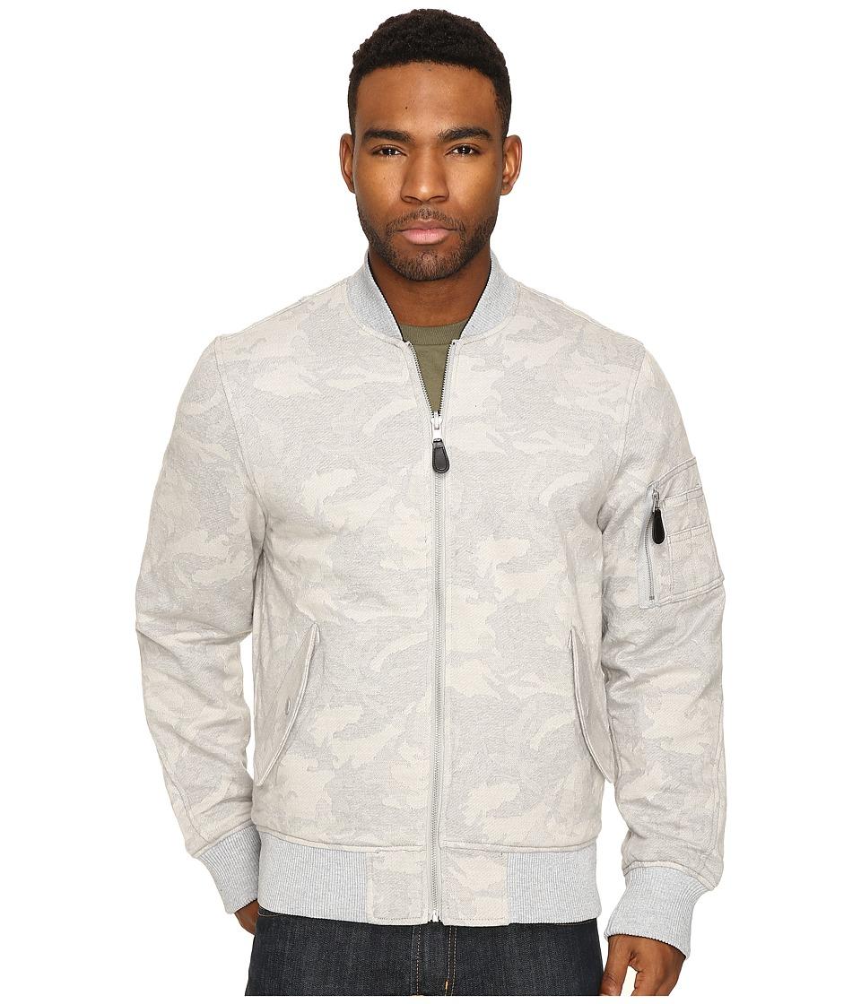 HUF - Ma-1 Tonal Jacket (Grey) Men's Coat