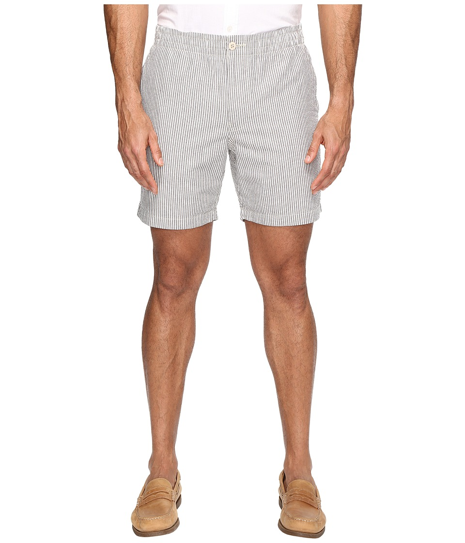 Dockers Men's - Standard Pull-On Shorts (Ventura A Good Burma Grey) Men's Shorts