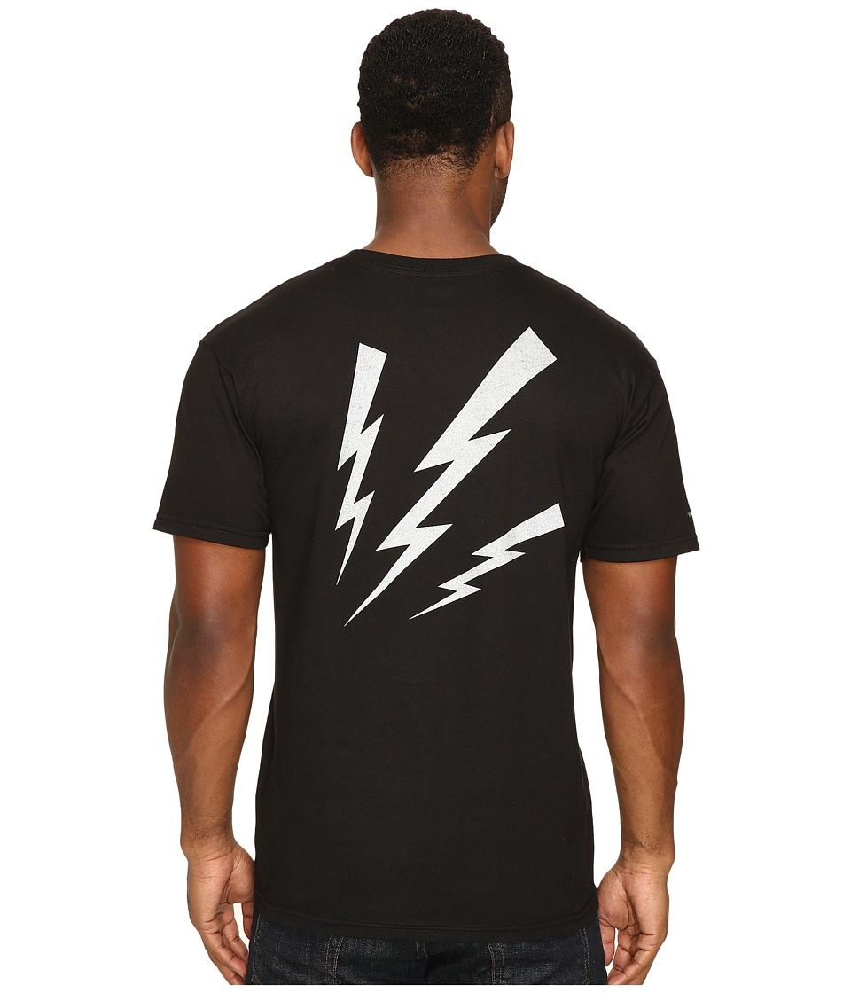 HUF - Voltage Tee (Black) Men's T Shirt