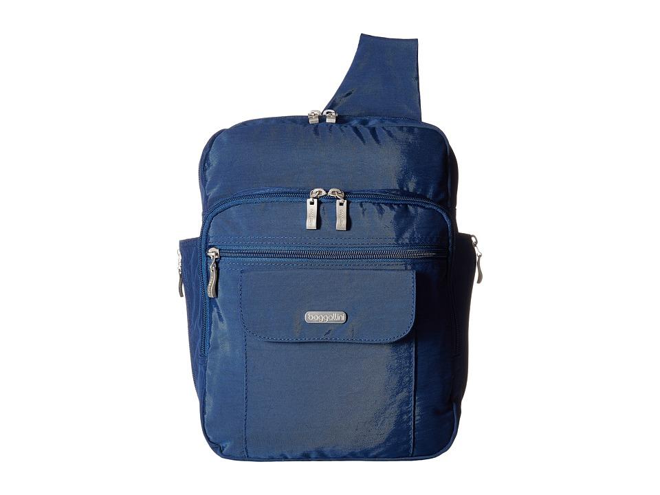 Baggallini - Messenger Bagg (Pacific) Handbags