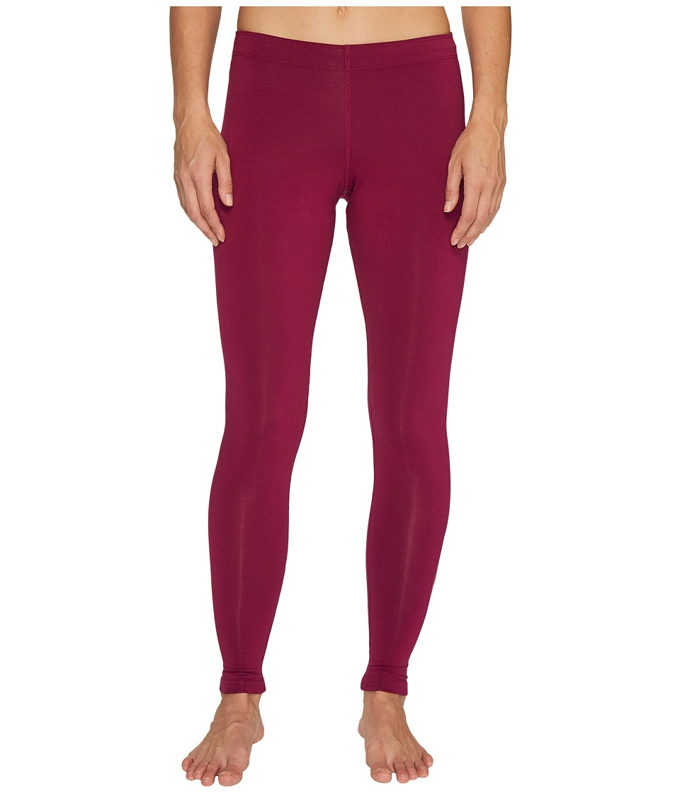 Nike - Leg-A-See Logo Legging (True Berry/Sport Fuchsia) Women's Casual Pants