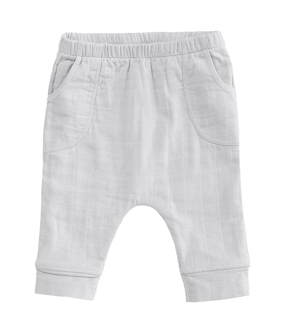 aden + anais - Jogger Pants (Infant) (Micro Chip) Kid's Casual Pants