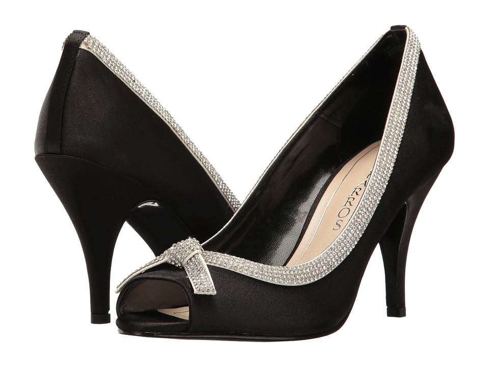 Caparros Glow (Black Satin) Women