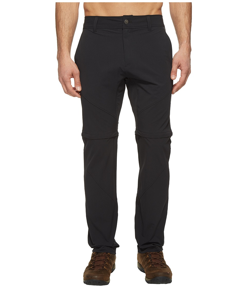 Spyder - Convert Pants (Black) Men's Casual Pants