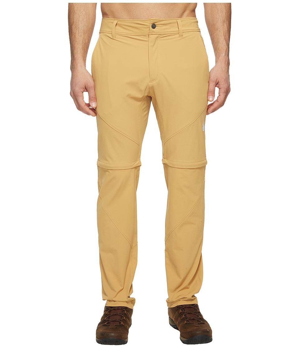 Spyder - Convert Pants (Apple Cinnamon) Men's Casual Pants