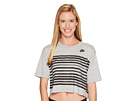 Nike Nike - Sportswear Stripe Short Sleeve Top
