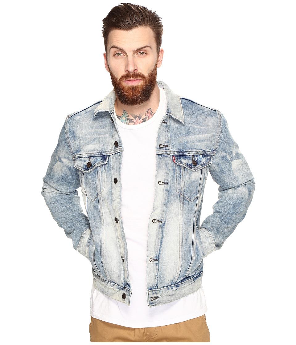 Levi's(r) Mens - The Trucker Jacket (Off Air Bleached) Men's Jacket