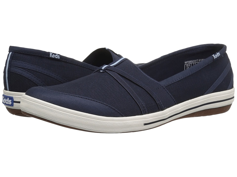 Keds - Summer Mesh (Navy) Women's Shoes