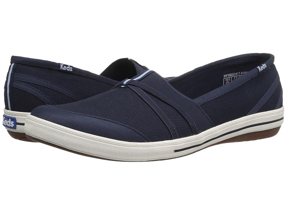Keds - Summer Mesh (Navy) Women's Shoes