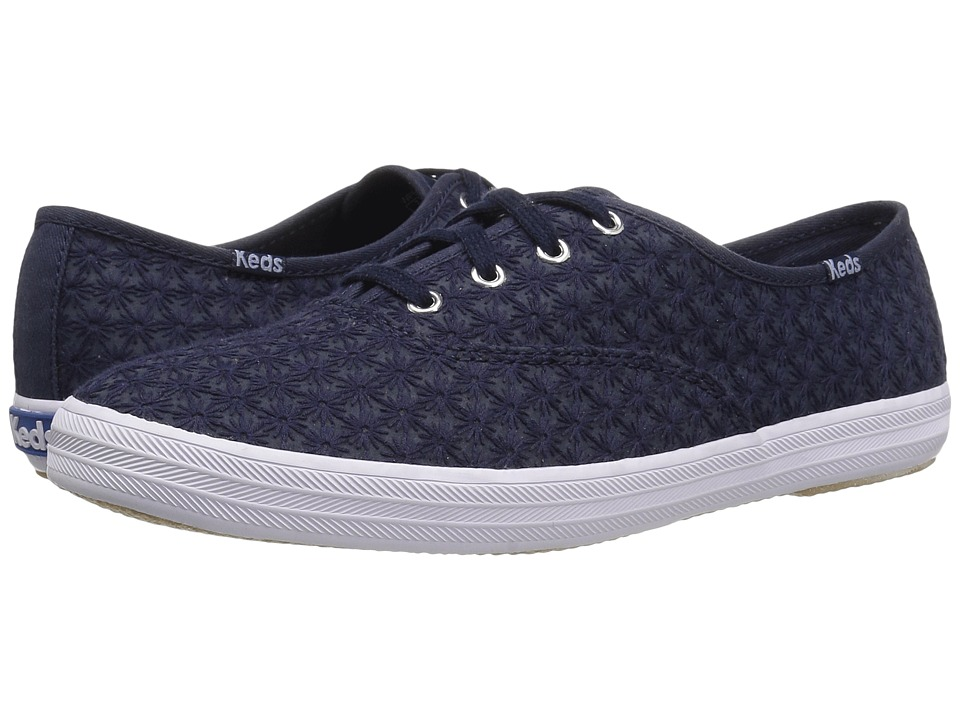 Keds Champ Mini Daisy (Navy) Women