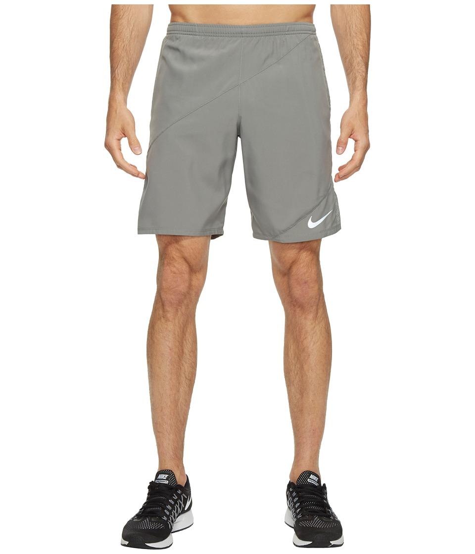 Nike Flex 9 Running Short (Tumbled Grey/Tumbled Grey) Men