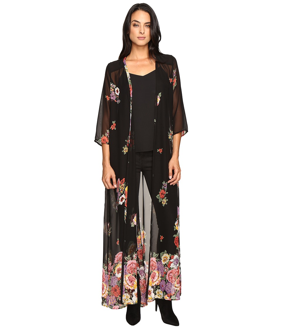 Show Me Your Mumu - Karmyn Cape (Falling Florals) Women's Clothing
