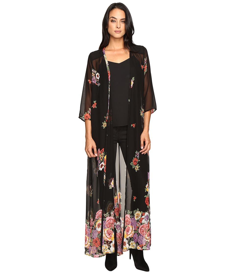 Show Me Your Mumu - Karmyn Cape (Falling Florals) Women's Clothing