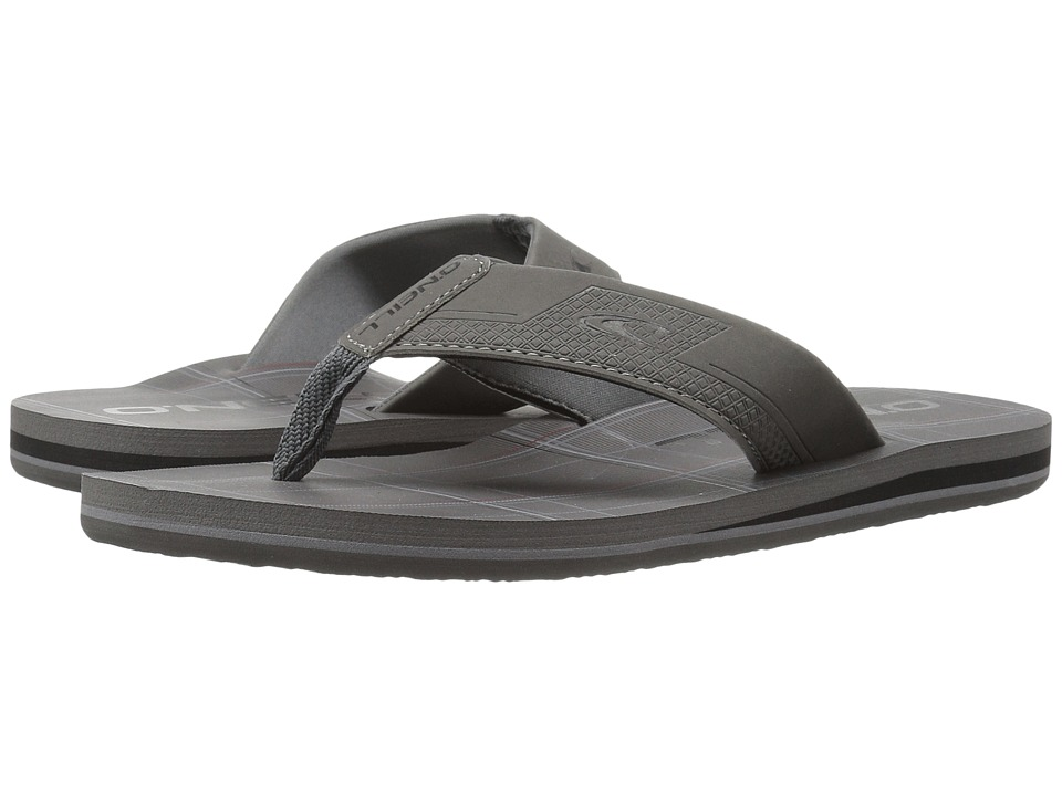 O'Neill - Imprint (Asphalt) Men's Sandals