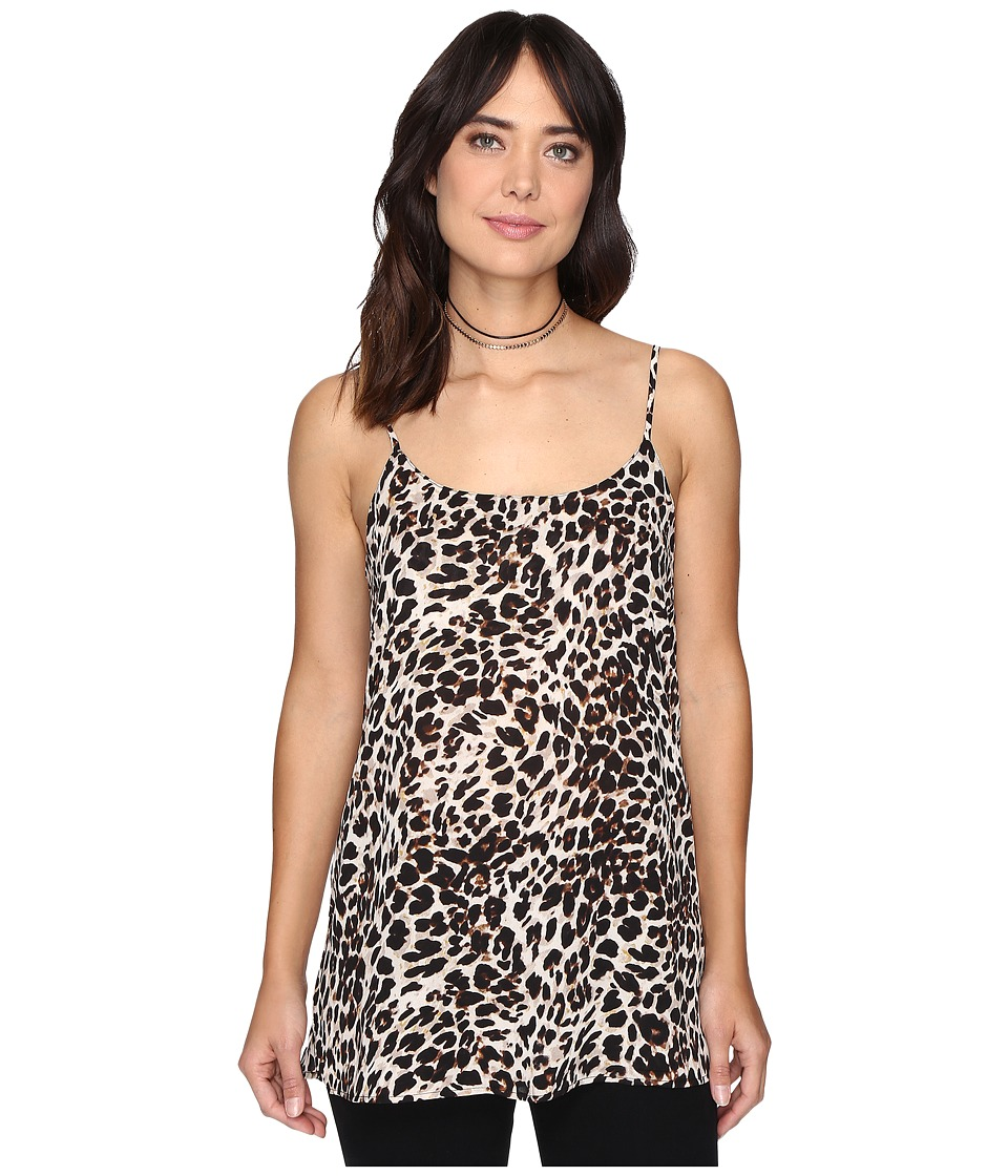 Show Me Your Mumu - Estella Top Slip (Cha Cha Cheetah) Women's Clothing