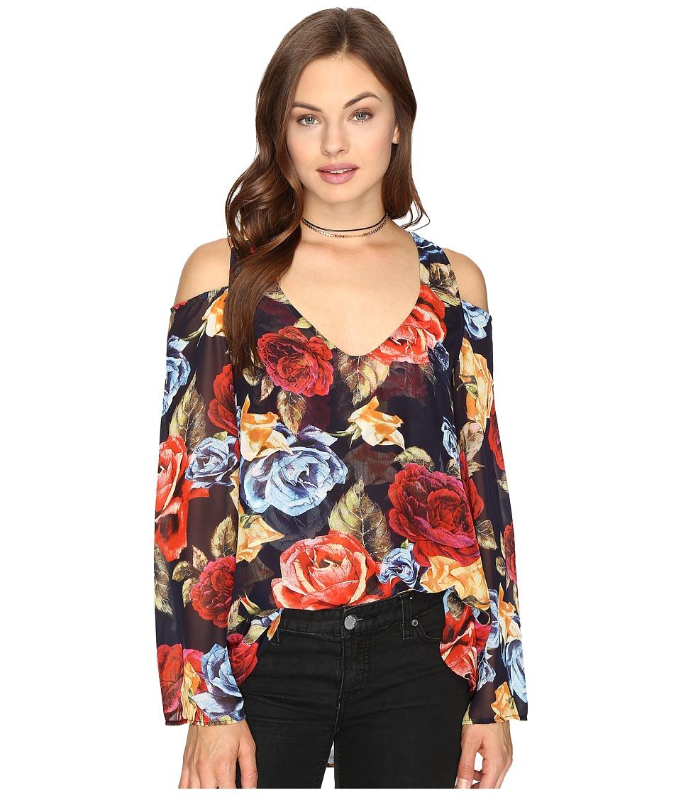 Show Me Your Mumu - Shoulder Boo Tunic (Bloom Boom) Women's Blouse