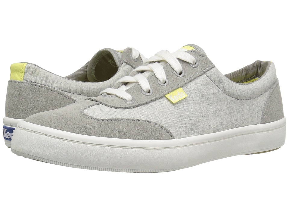 Keds Tournament Retro Textile/Suede (Grey) Women