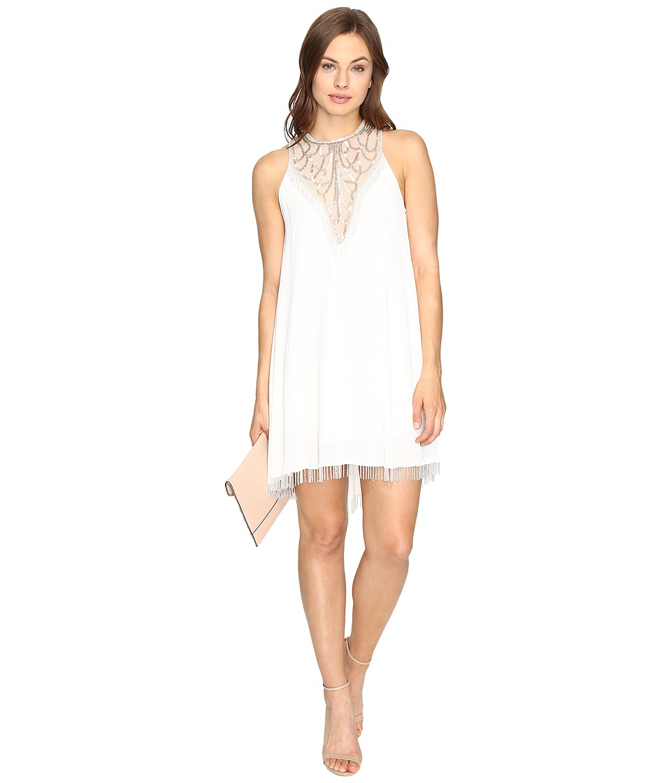 Show Me Your Mumu - Liza Dress (Beadiful White) Women's Dress