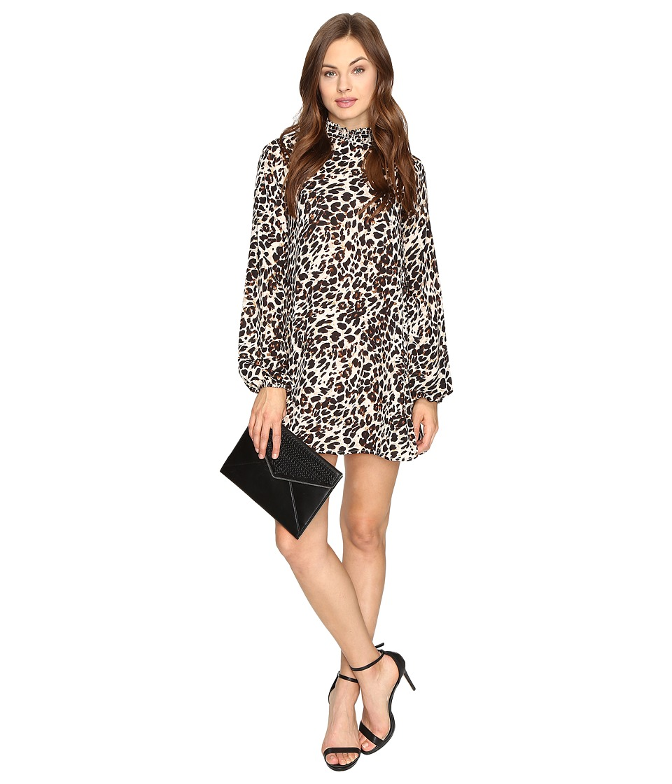 Show Me Your Mumu - Junebug Bell Dress (Cha Cha Cheetah) Women's Dress