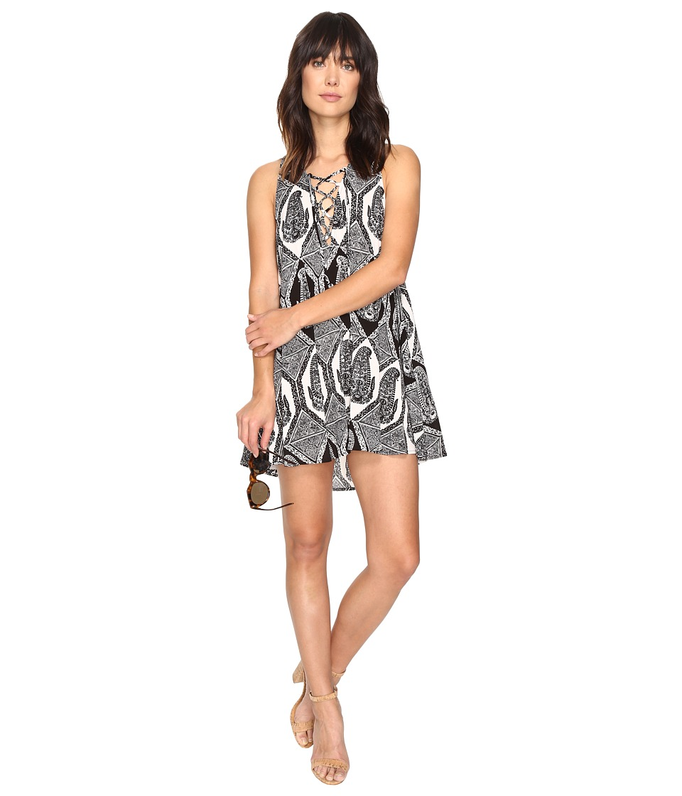 Show Me Your Mumu - Rancho Mirage Tunic Dress (Eat Pray Mu Cloud) Women's Dress