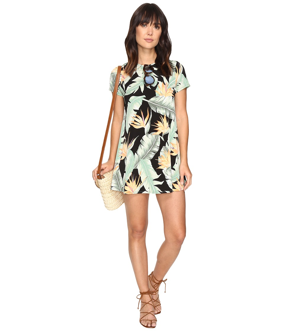 Show Me Your Mumu - Em Mini Dress (Night in Paradise) Women's Dress