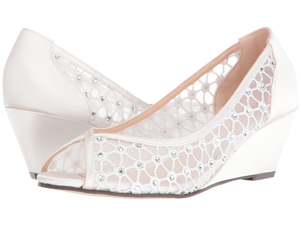 Paradox London Pink - Brianna (Ivory) Women's Flat Shoes