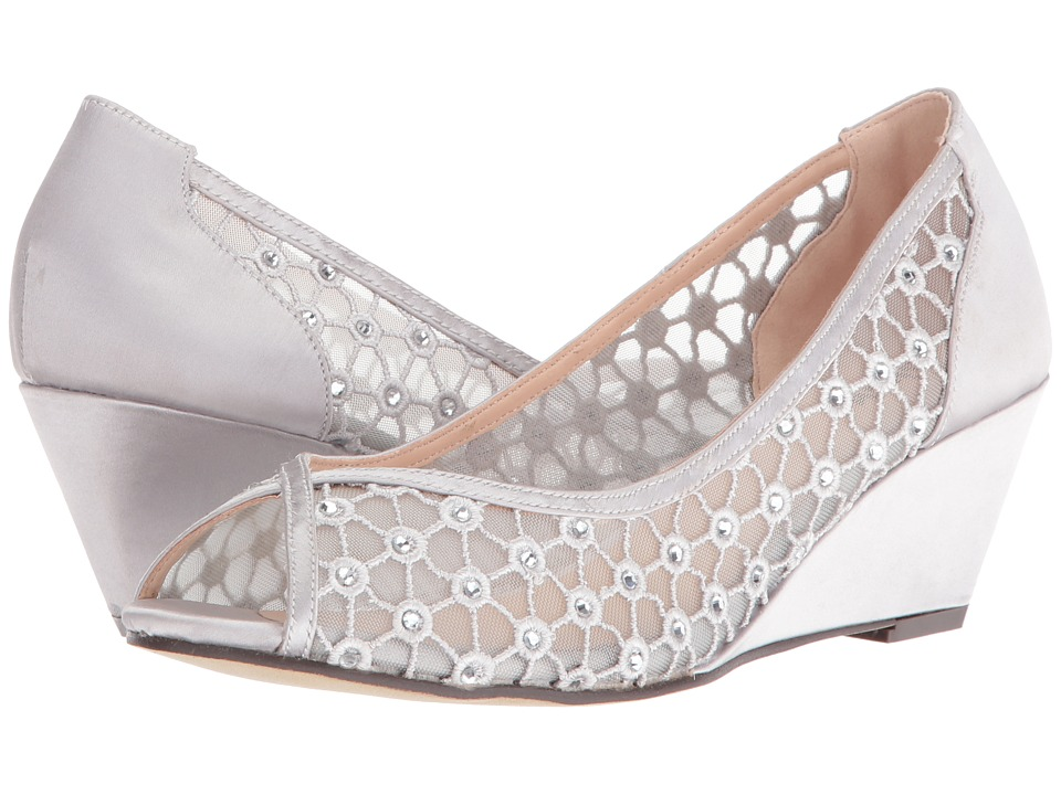 Paradox London Pink - Brianna (Silver) Women's Flat Shoes