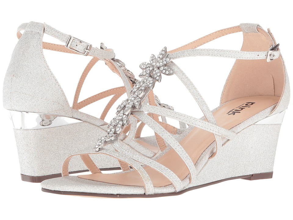 Paradox London Pink - Hadley (Silver) Women's Sandals