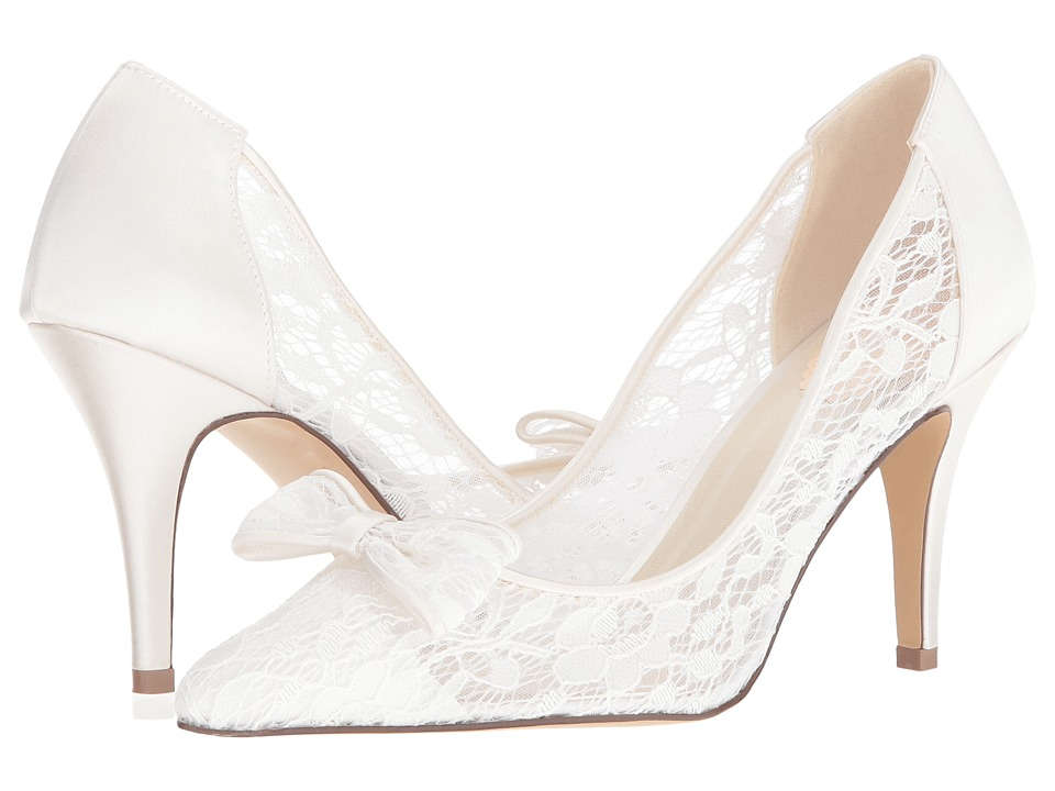 Paradox London Pink - Promise (Ivory) High Heels