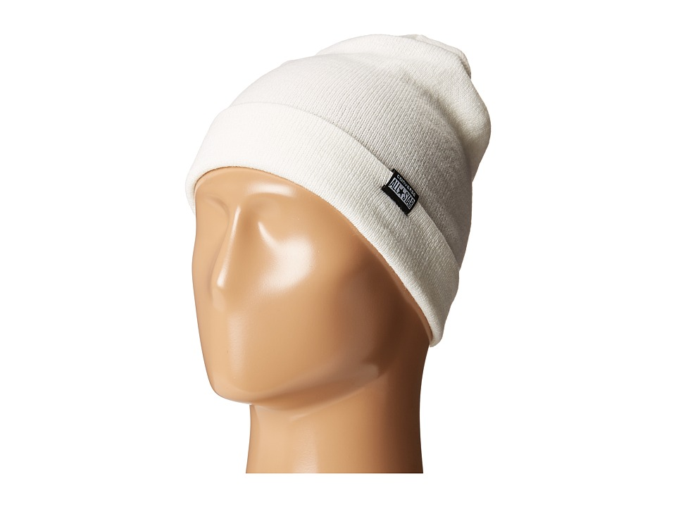 Converse - Solid Slouch Beanie (White) Beanies