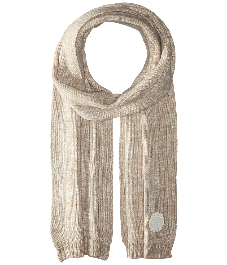 Converse - Twisted Yarn Scarf (Converse White) Scarves