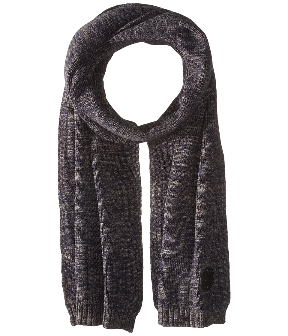 Converse - Twisted Yarn Scarf (Converse Navy) Scarves