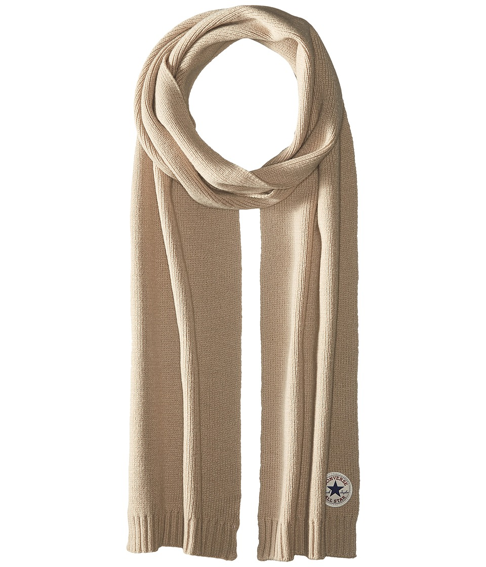 Converse - Core Knit Scarf (Frayed Burlap) Scarves