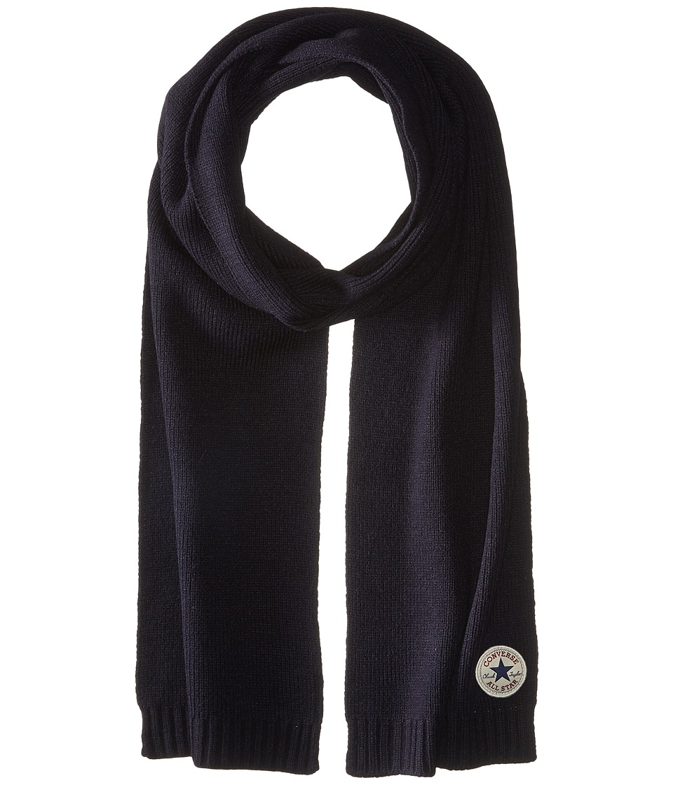 Converse - Core Knit Scarf (Navy) Scarves