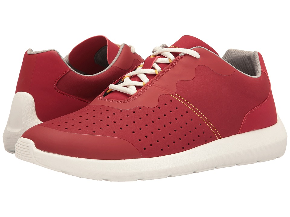 Clarks - Torset Vibe (Red) Men's Shoes