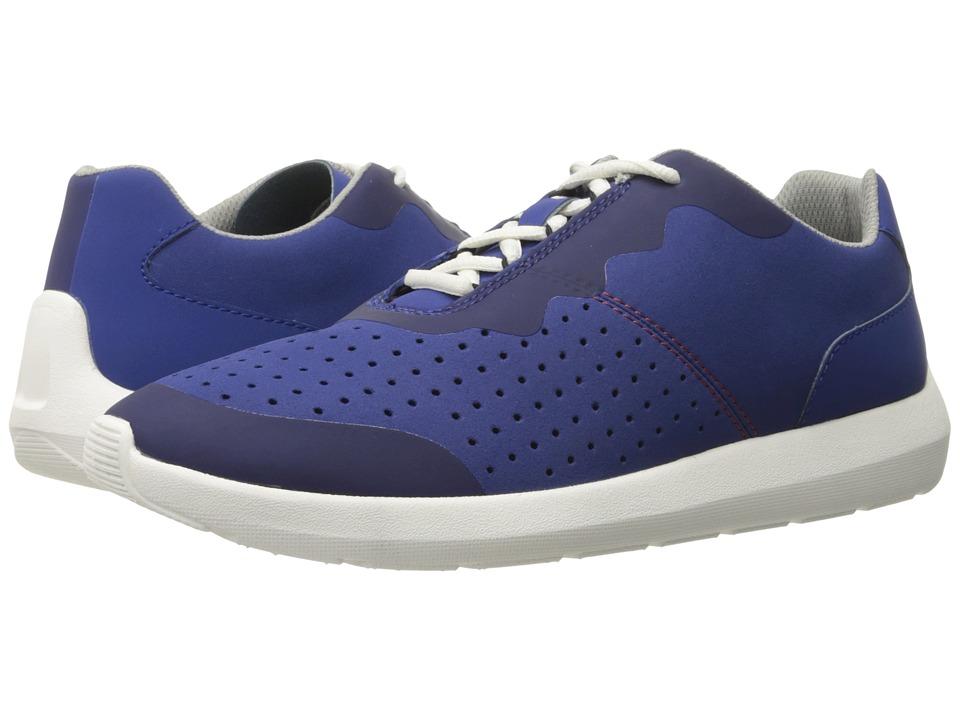 Clarks - Torset Vibe (Blue) Men's Shoes