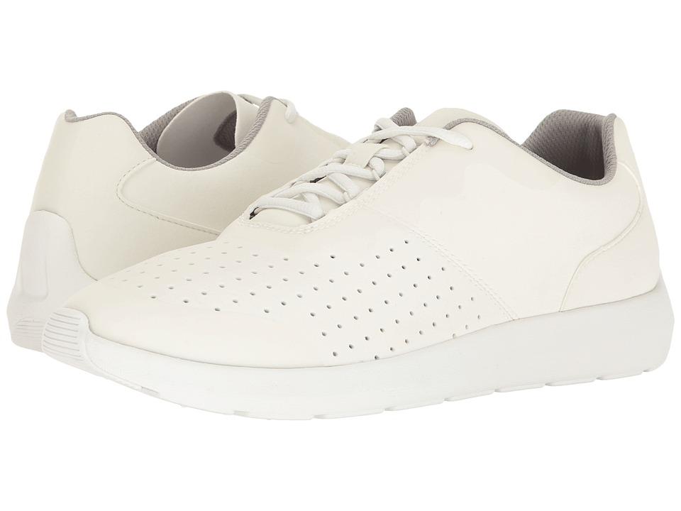 Clarks - Torset Vibe (White) Men's Shoes