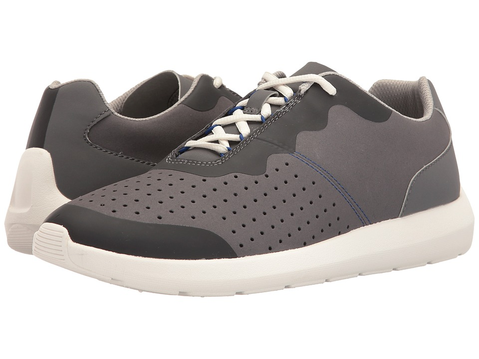Clarks - Torset Vibe (Gray) Men's Shoes