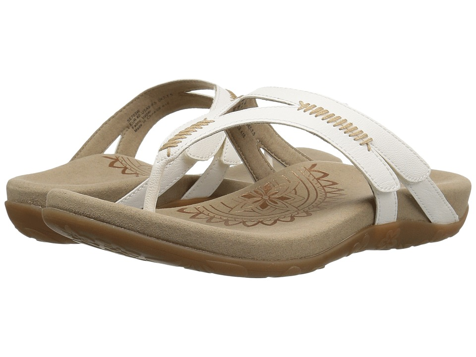 Aetrex - Celia (White) Women's Sandals