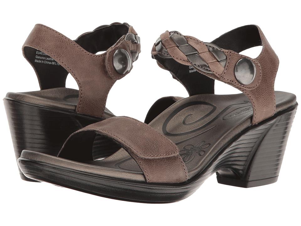 Aetrex - Sylvia (Stone) Women's Sandals