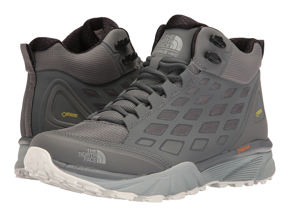 The North Face - Endurus Hike Mid GTX(r) (Zinc Grey/High-Rise Grey) Men's Shoes