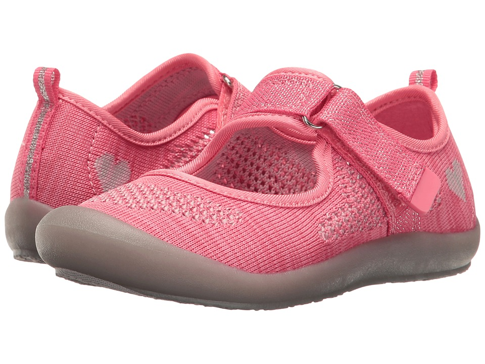 Hanna Andersson - Naddja II (Toddler/Little Kid/Big Kid) (Adventure Pink) Girls Shoes