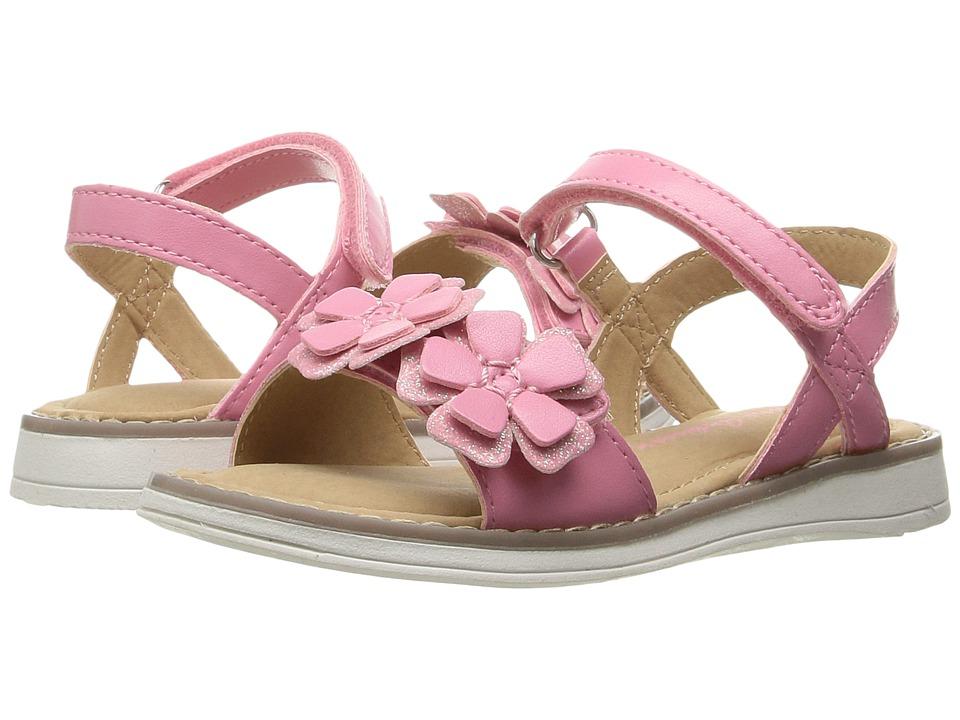 Hanna Andersson - Katarina (Toddler/Little Kid/Big Kid) (Adventure Pink) Girls Shoes
