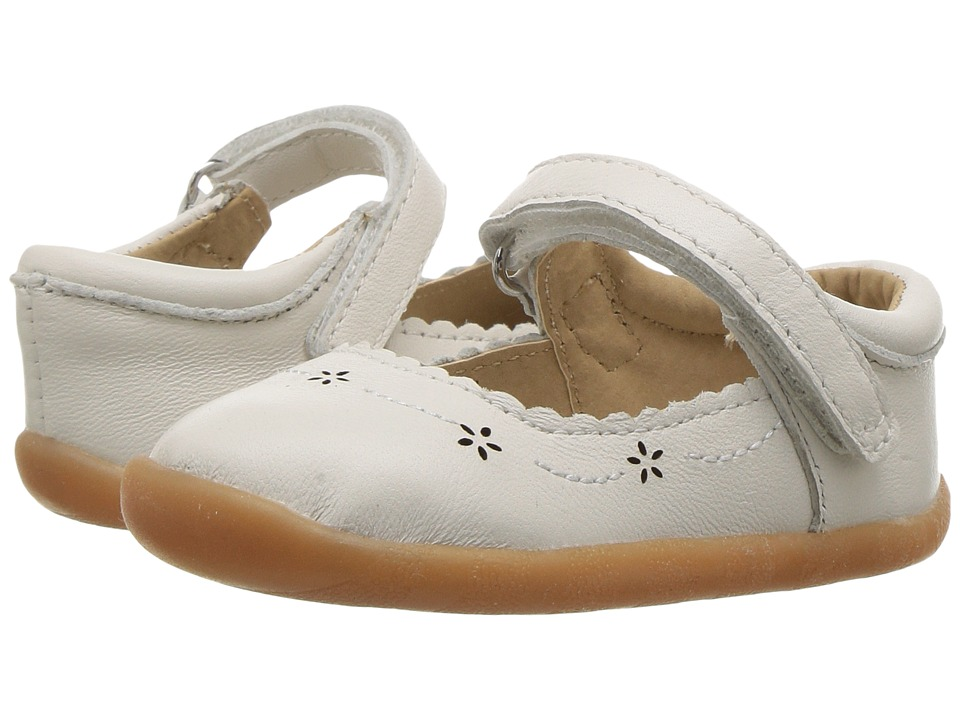 Hanna Andersson - Heidi (Infant/Toddler) (Hanna White) Girls Shoes