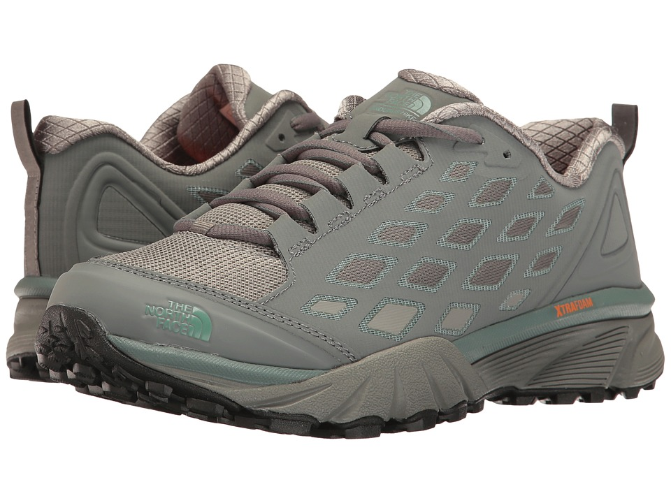 The North Face - Endurus Hike (Sedona Sage Grey/Trellis Green) Women's Shoes