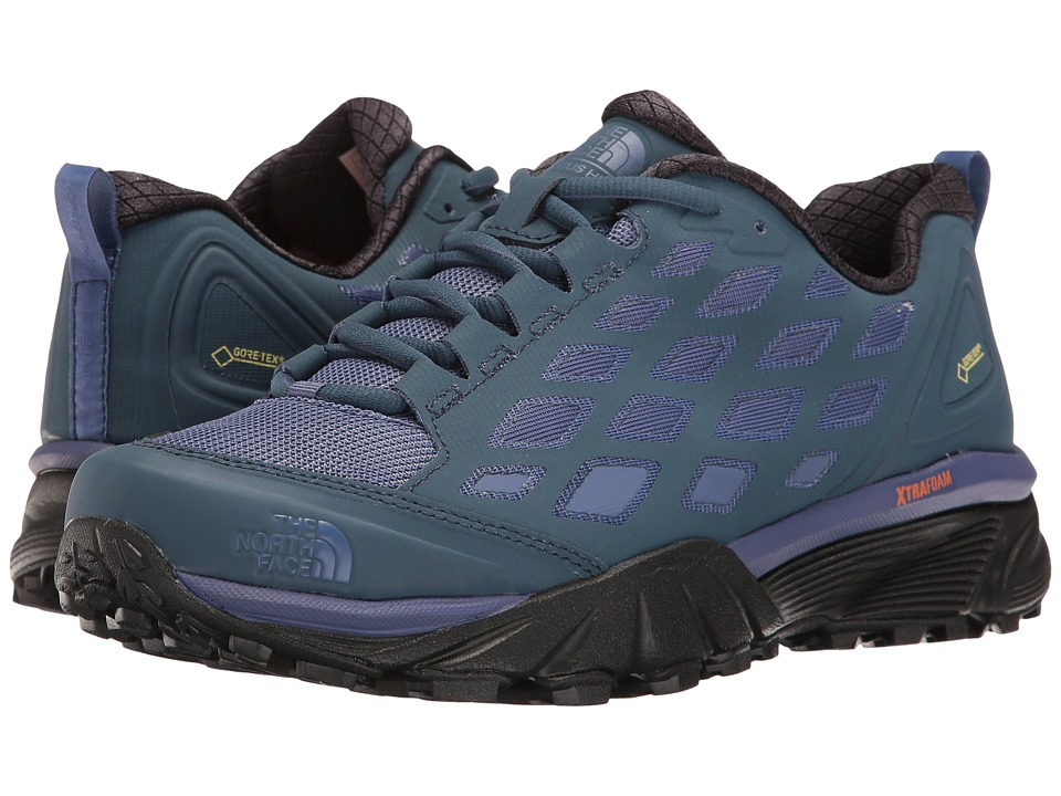 The North Face - Endurus Hike GTX(r) (Shady Blue/Coastal Fjord Blue) Women's Shoes
