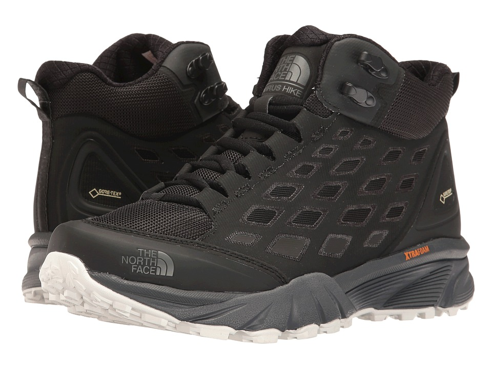 The North Face - Endurus Hike Mid GTX(r) (TNF Black/Zinc Grey) Women's Shoes