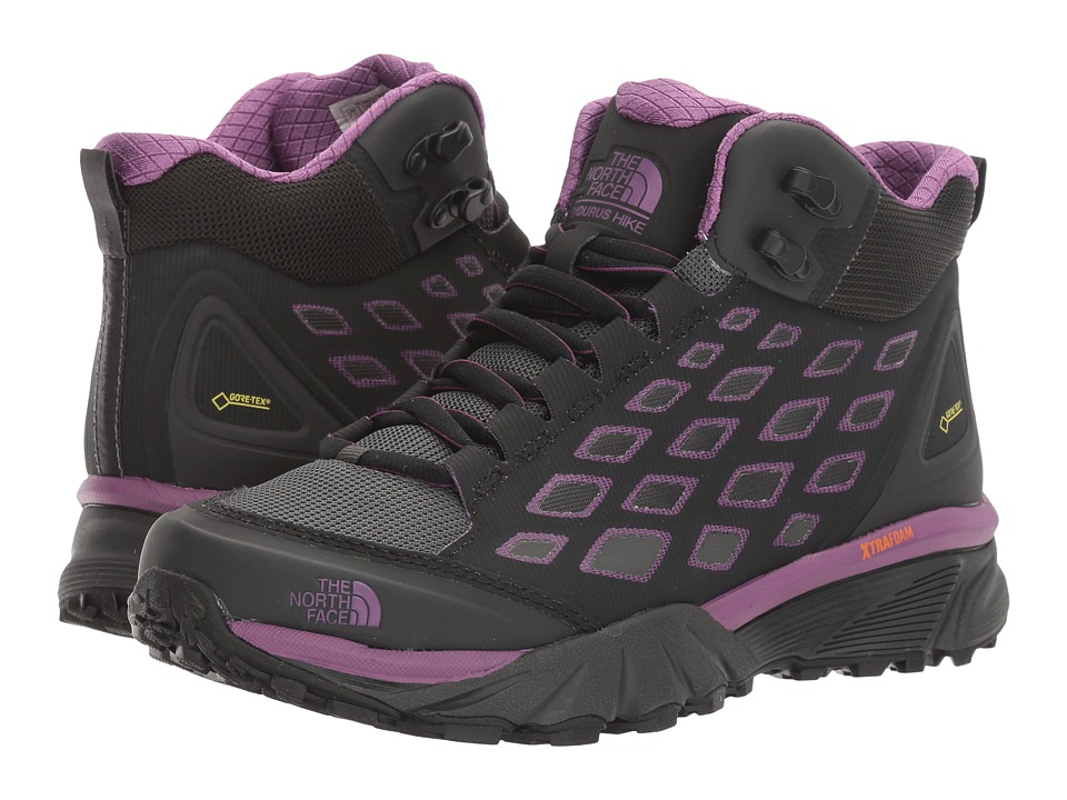 The North Face - Endurus Hike Mid GTX(r) (Phantom Grey/Wood Violet) Women's Shoes