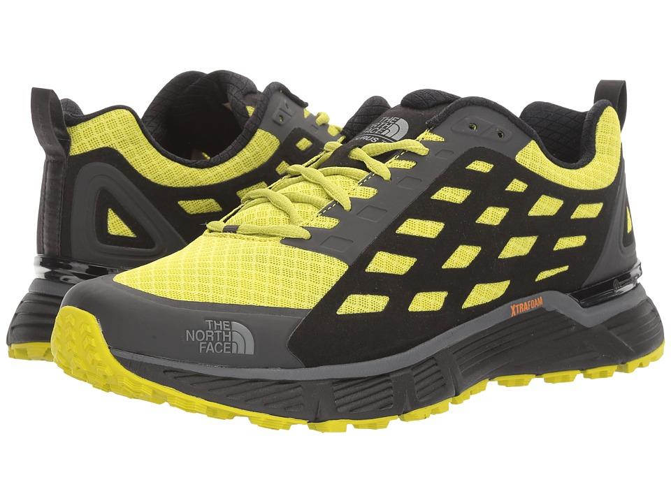 The North Face - Endurus TR (TNF Black/Sulphur Spring Green (Prior Season)) Men's Shoes